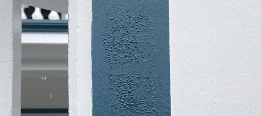 Cách xử lý sơn bị phồng rộp